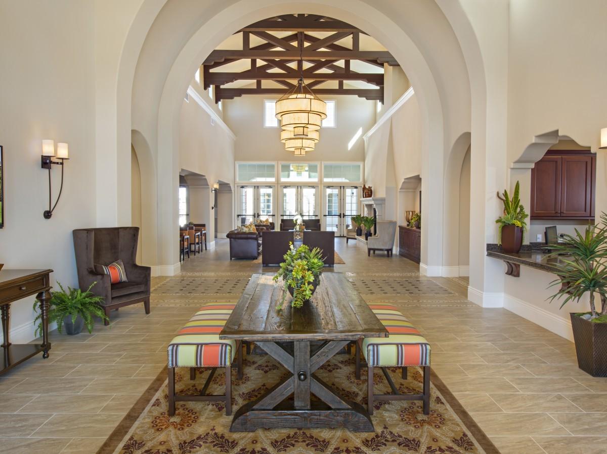 Terra Lago Foyer